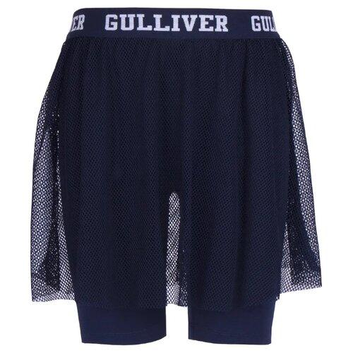 Шорты Gulliver размер 98, синий