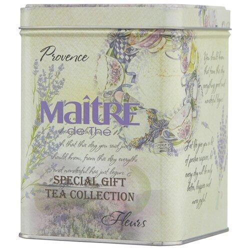 Чай черный Maitre provance fleurs, 100 г