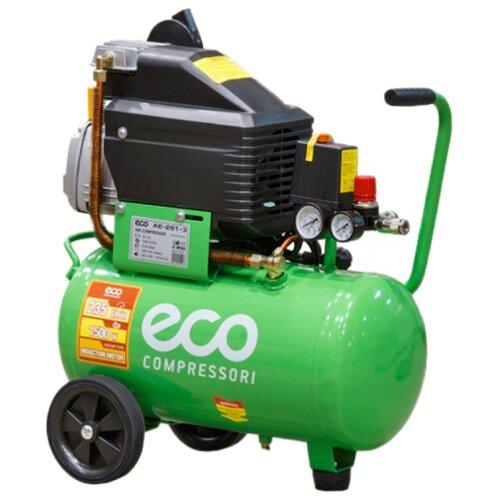 Компрессор Eco AE 251-3Воздушные компрессоры<br>