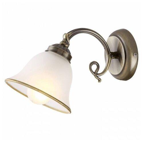Настенный светильник Globo Lighting Odin 60208W, 60 Вт настенный светильник globo lighting sassari 6905 1w 60 вт