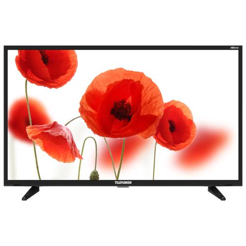Фото - Телевизор TELEFUNKEN TF-LED32S23T2 31.5 (2019) черный телевизор