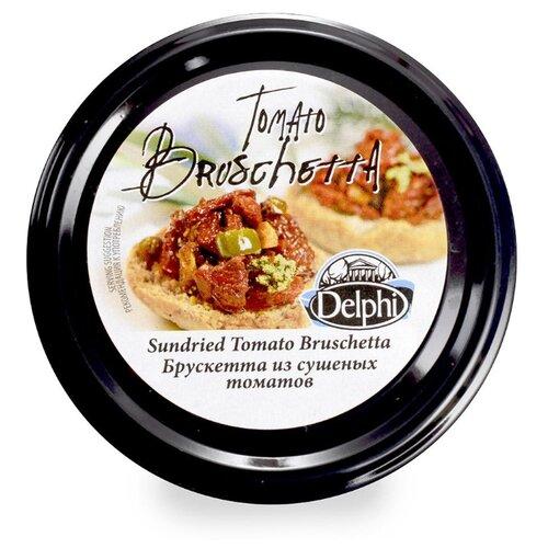 Брускетта из сушеных томатов DELPHI 230 г