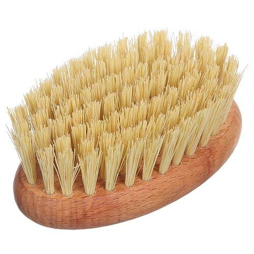 Щетка для бороды Yozhik натуральное волокно тампико