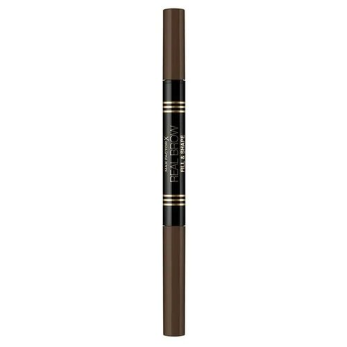 Max Factor карандаш+пудра Real Brow Fill & Shape Pencil, оттенок 003