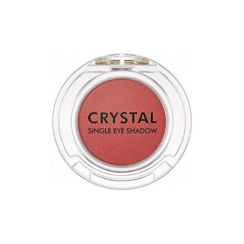TONY MOLY Тени для век Crystal Single Eye Shadow S17 intense red
