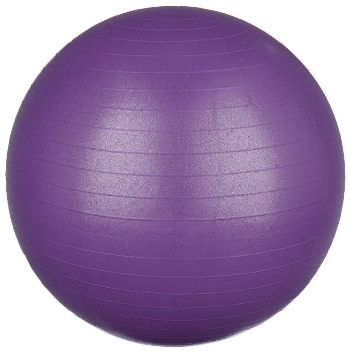 Фитбол Indigo IN002, 65 см сиреневый