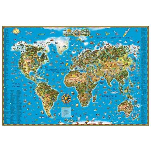 DMB Карта для детей Мир (4607048954508)