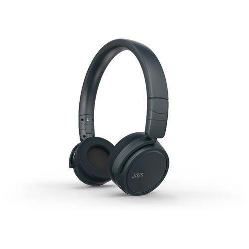 Беспроводные наушники Jays x-Five Wireless blue