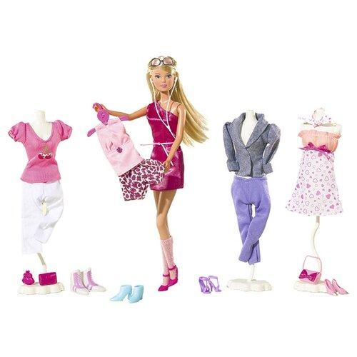 Купить Кукла Steffi Love Штеффи Модный гардероб, 29 см, 5736015029, Simba, Куклы и пупсы