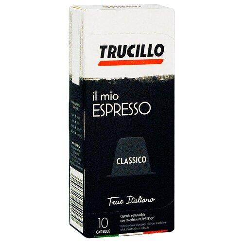 Кофе в капсулах Trucillo il mio Espresso Classico (10 капс.) фото