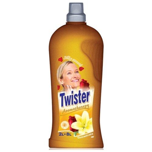 Twister Концентрированный кондиционер для белья Silky Smooth, 2 л, флакон
