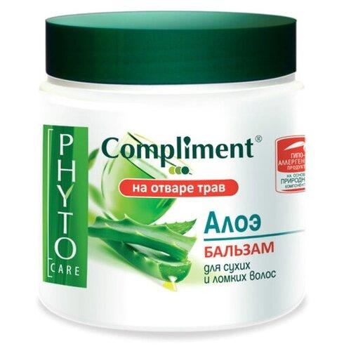 Compliment бальзам для волос Phyto Care Алоэ, 500 мл