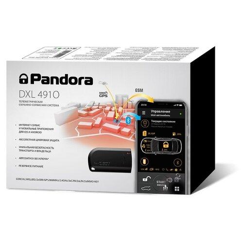 Автосигнализация Pandora DXL 4910 pandora dxl 3910 pro can