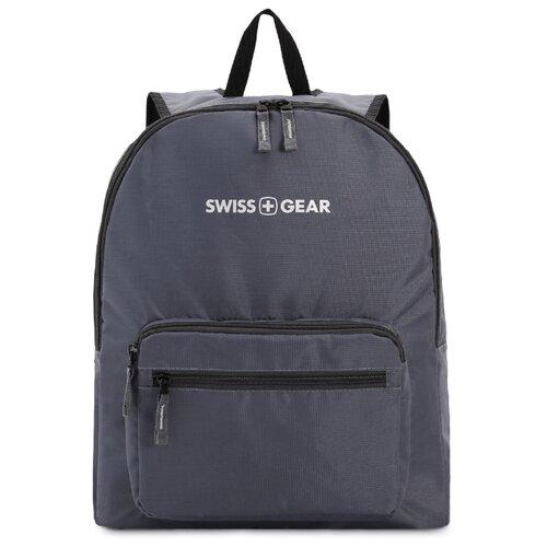 Рюкзак SWISSGEAR складной серый 21 л