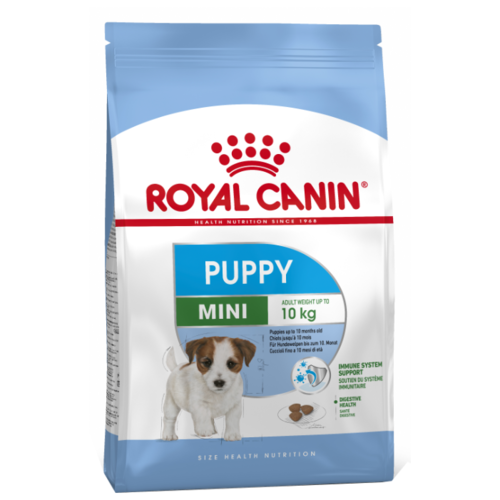 Сухой корм для щенков Royal Canin 4 кг (для мелких пород) cat wet food royal canin ultra light pieces in jelly 24 85 g cat wet food royal canin aging 12 pieces in jelly 85 g 24