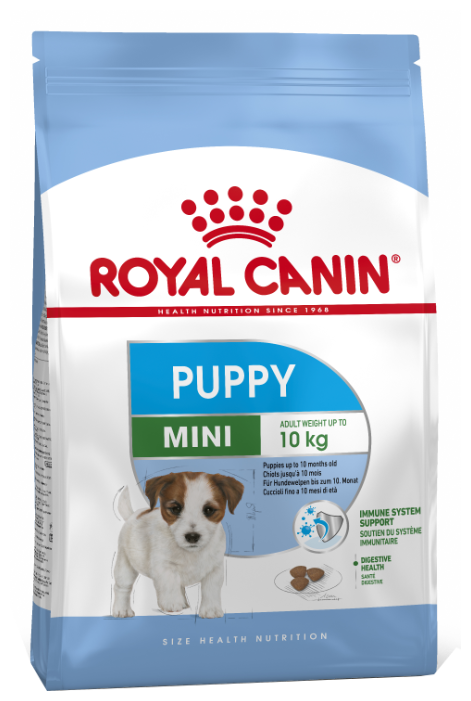 Корм для собак Royal Canin Mini Puppy
