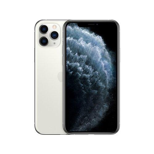 Смартфон Apple iPhone 11 Pro 256GB серебристый (MWC82RU/A) смартфон apple iphone 11 pro 256gb тёмно зелёный