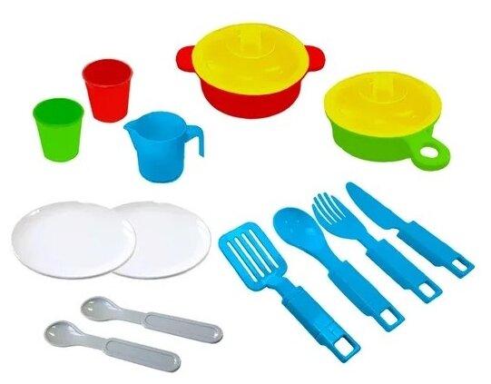 Набор посуды Green Plast НП02