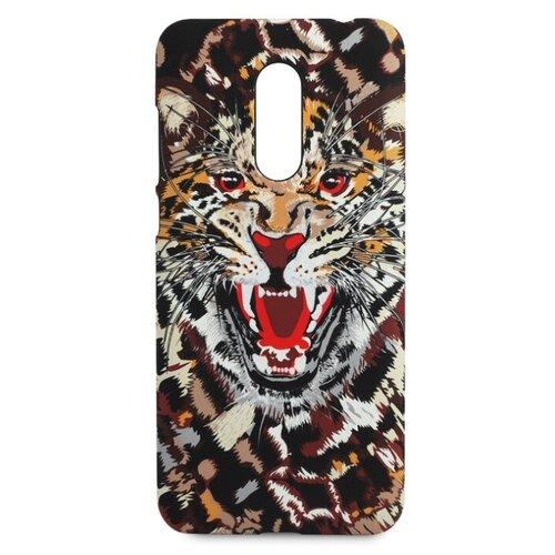 Купить Чехол Pastila Luxo Animals soft touch для Xiaomi Redmi 5 Plus леопард