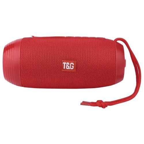 Портативная акустика T&G TG602 красный st t g tucker sanctus