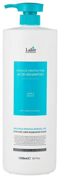 La'dor шампунь Damaged Protector Acid для сухих