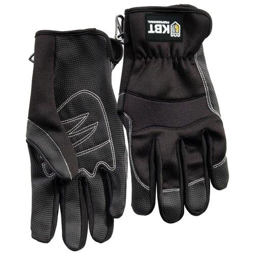 Перчатки КВТ С-34M 2 шт. черный