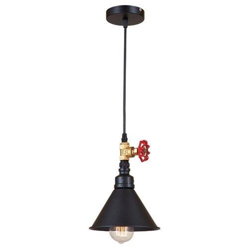 Светильник Fametto Vintage DLC-V104, E27, 60 Вт светильник fametto vintage dlc v105 e27 black ul 00000989 e27 60 вт