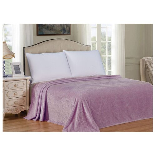 Плед Cleo Pinoli 200х220 см, розовый пижама cleo cleo mp002xw13o9e