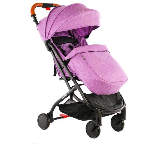 Прогулочная коляска Tommy Style violet