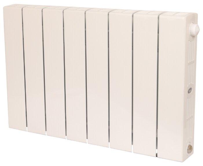 Радиатор биметаллический Rifar SUPReMO Ventil 350 x8 — купить по выгодной цене на Яндекс.Маркете