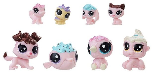 Игровой набор Hasbro Littlest Pet Shop E0397