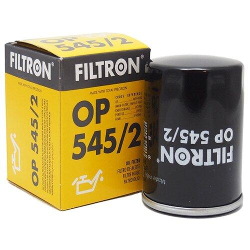 Масляный фильтр FILTRON OP 545/2 б барток 2 портрета op 5 2 portraits op 5 by bartok bela