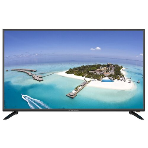 Фото - Телевизор STARWIND SW-LED43UA400 43 (2019) черный телевизор starwind sw led32r401bt2s черный