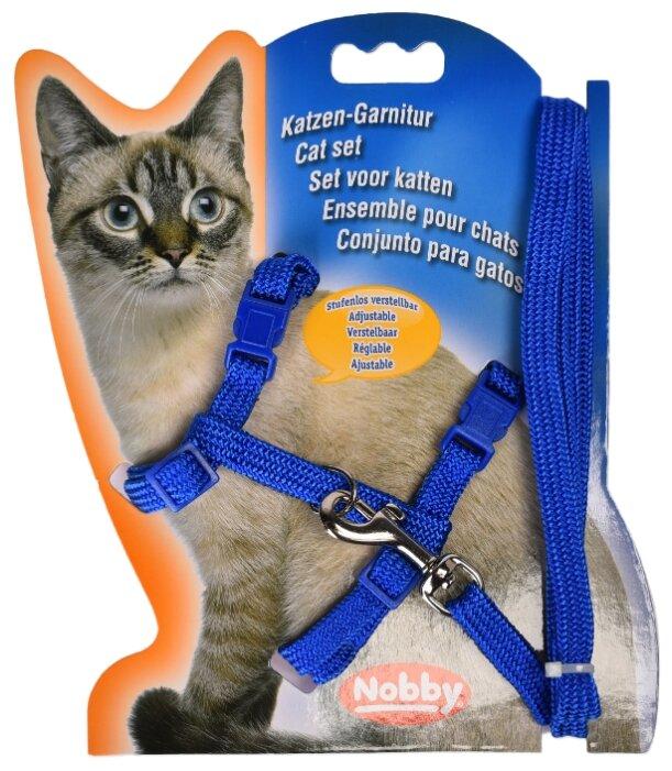 Комплект Nobby 72218 (поводок + шлейка)