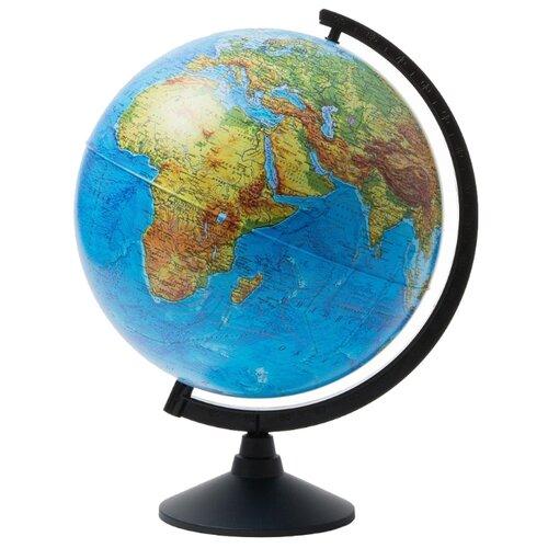 Глобус физический Globen Классик 320 мм (К013200015) черный