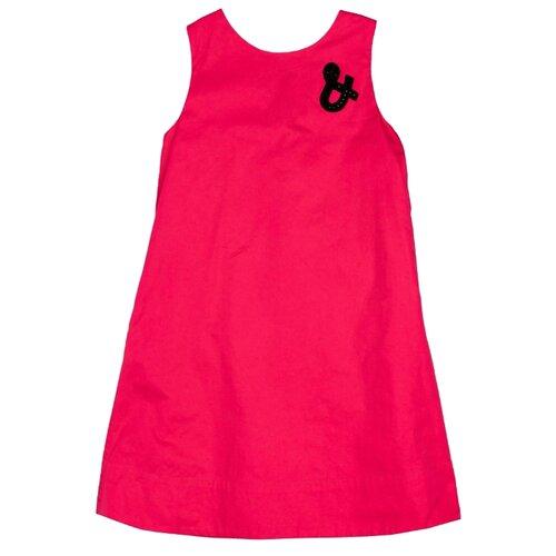 Платье Gulliver размер 158, розовый
