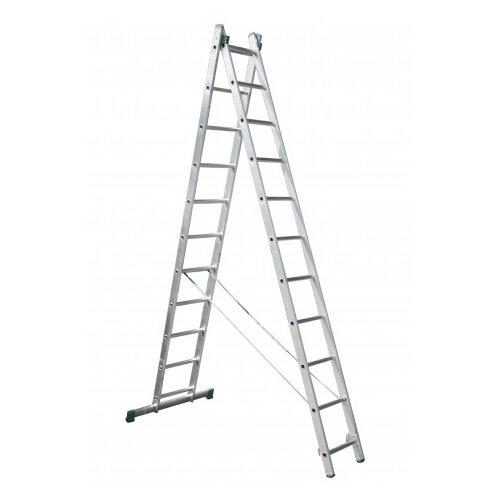 Лестница трансформер 2-секционная ALVE 7511