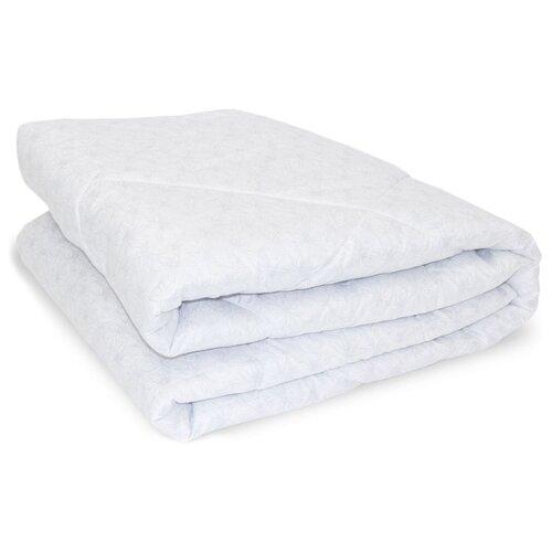 Одеяло Daily by T Шалфей, всесезонное, 175 x 200 см (белый) стеганый наматрасник 160х200 daily by t 8 марта женщинам