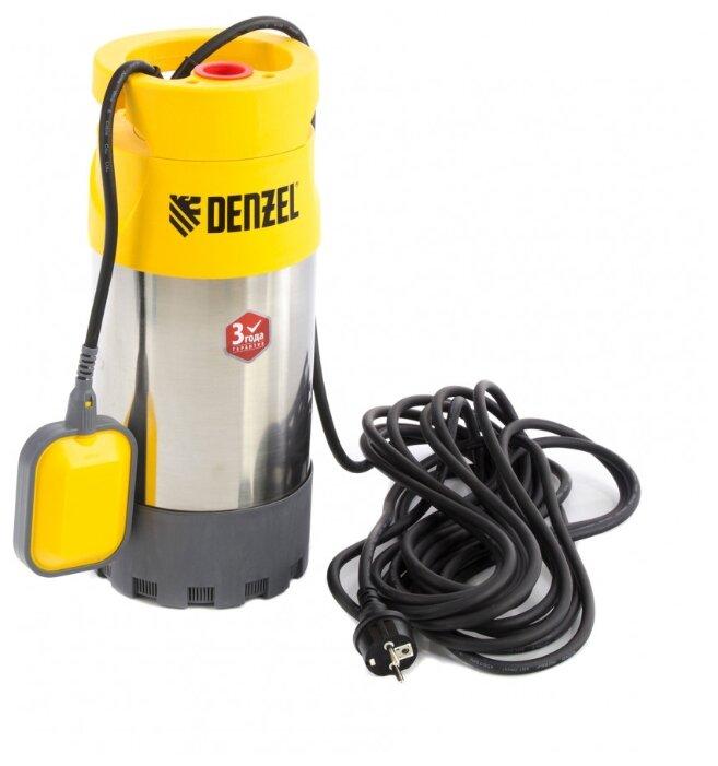 Дренажный насос Denzel PH1100 (1100 Вт)