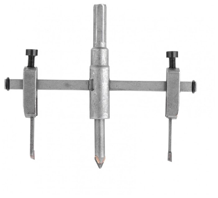 Сверло с регулируемым диаметром matrix 72821