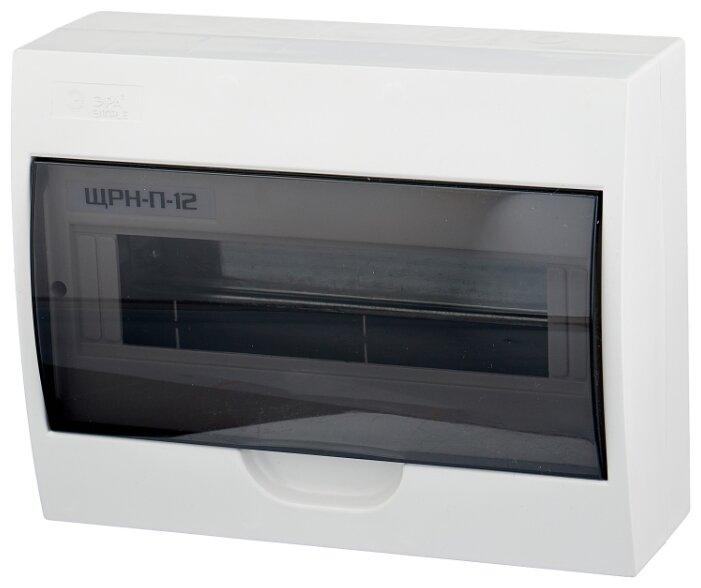 Стоит ли покупать Щит распределительный ЭРА Simple ЩРН-П-12 навесной, пластик, модулей 12 белый - 5 отзывов на Яндекс.Маркете (бывший Беру)