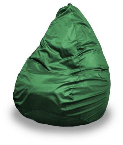 Пуффбери Кресло-мешок груша L, Оксфорд Оранжевый