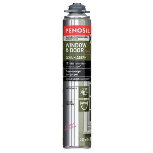 Монтажная пена Penosil EasyPRO Window & Door Elastic 750 мл всесезонная монтажная пена kraftool kraftflex 41175 750 мл всесезонная