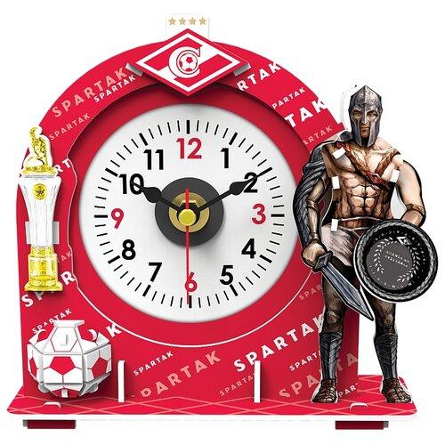 Купить Часы-пазл IQ Puzzle 3D Часы Спартак (16566), 22 дет., Пазлы