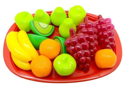 Набор продуктов с посудой Orion Toys Фруктовый