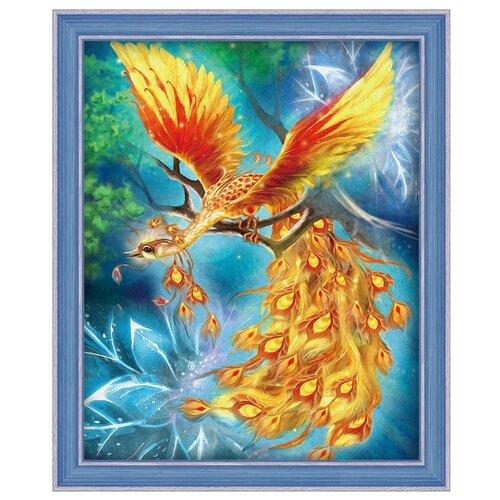 Алмазная живопись Набор алмазной вышивки Жар-птица (АЖ-1554) 40x50 см