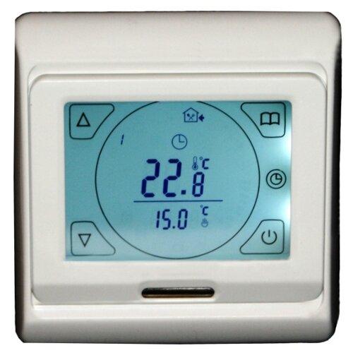 цена на Терморегулятор Varmel RTC 91.716 белый