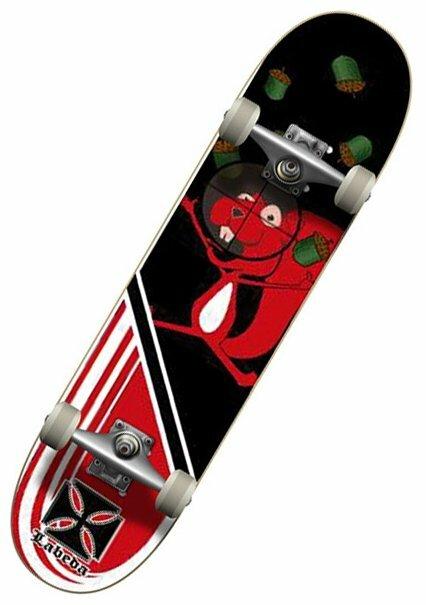 Скейтборд Roller Derby LAB-50C Nuts
