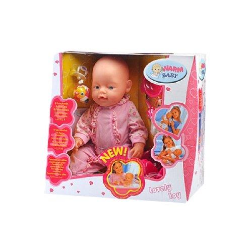 Пупс Warm Baby, 35 см, 058-15