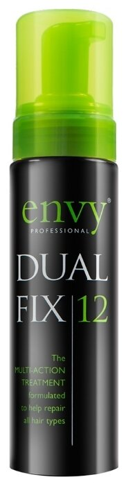 Envy Professional Восстанавливающий мусс-уход для волос Dual Fix 12